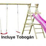Parque Infantil Holger (Sin Tobogan)