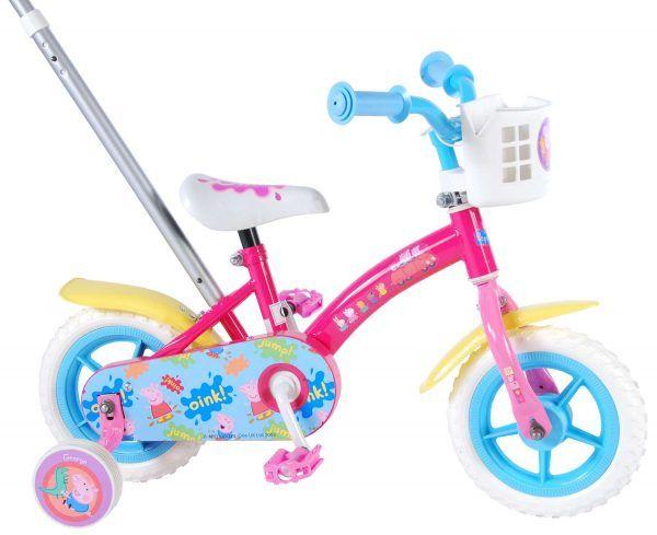 Bicicleta Evolutiva Peppa Pig 10 Pulgadas 3