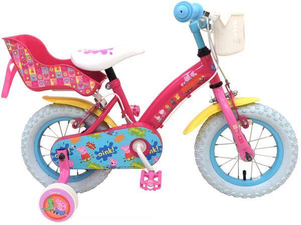 Bicicleta Peppa Pig 12 Pulgadas 3