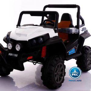 Todoterreno Buggy 12V 2.4G Powerful Blanco