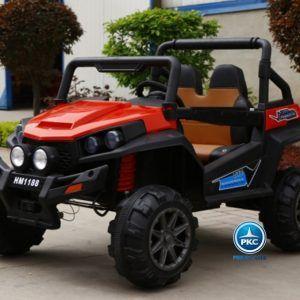 Todoterreno Buggy 12V 2.4G Powerful Rojo Pintado
