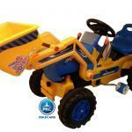 Tractor a Pedales Strong Superior con Volquete Delantero