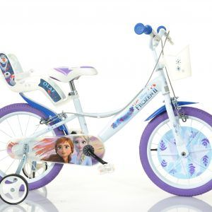 Bicicleta Frozen II 16 pulgadas