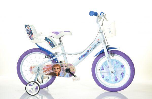 Bicicleta Frozen II 16 pulgadas 2