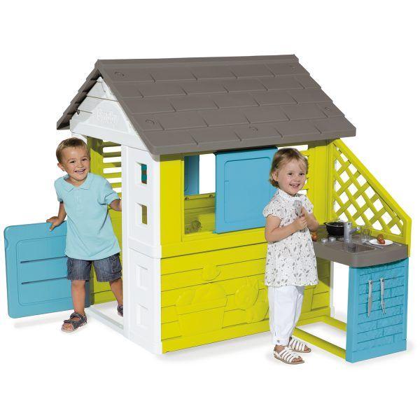 CASA INFANTIL PRETTY HOUSE CON COCINA 3
