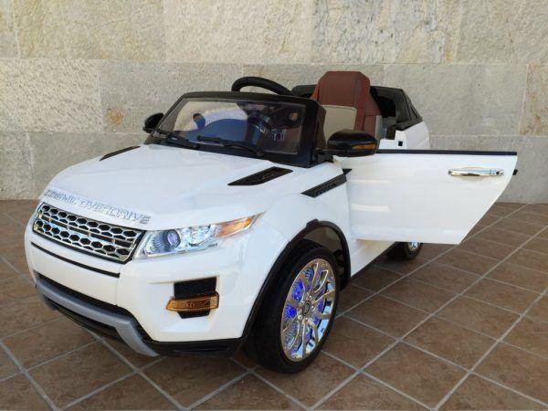 Range Rover Evoque Style 12V Blanco 3