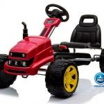 Kart a Pedales Case III Style Rojo
