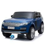 Land Rover Vogue 12V 2.4G MP4 Azul Metalizado