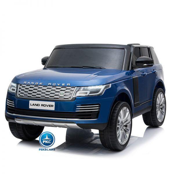 Land Rover Vogue 12V 2.4G MP4 Azul Metalizado 3