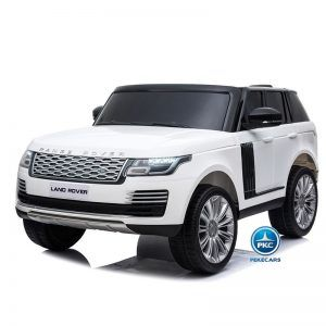 Land Rover Vogue 12V 2.4G Blanco