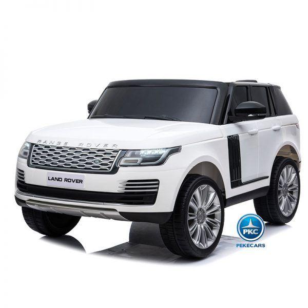 Land Rover Vogue 12V 2.4G Blanco 3