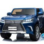 LEXUS 570 MP4 AZUL METALIZADO 12V 2.4G