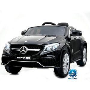 Mercedes GLE63 12V 2.4G Negro
