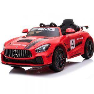 Mercedes Deportivo GT4 12V 2.4G Rojo