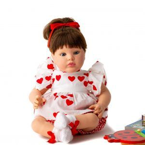 Carmen con Red Hearts