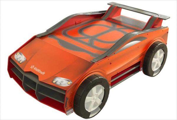 Mesa Speedway Play n' Store Kidkraft 3