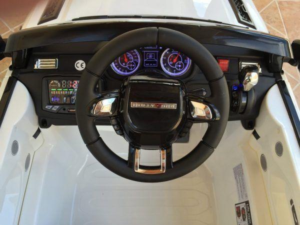 Range Rover Evoque Style 12V Blanco 15