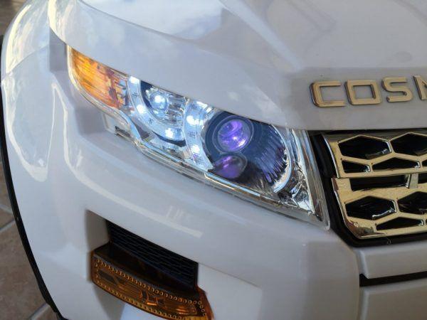 Range Rover Evoque Style 12V Blanco 13