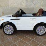 Range Rover Evoque Style 12V Blanco