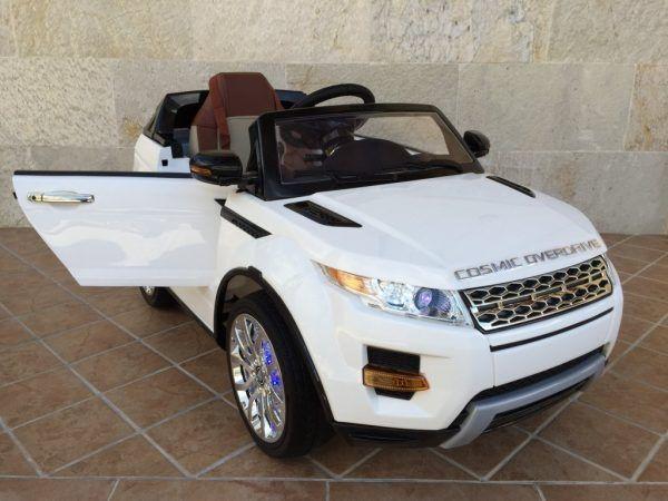 Range Rover Evoque Style 12V Blanco 5