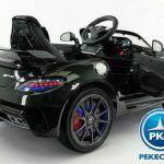 Mercedes Deportivo SLS, 12V, 2.4G Color Negro