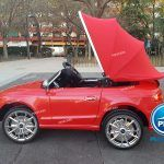 Audi RS5 12V 2.4G Rojo con Capota