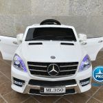 MERCEDES ML-350 12V 2.4G BLANCO