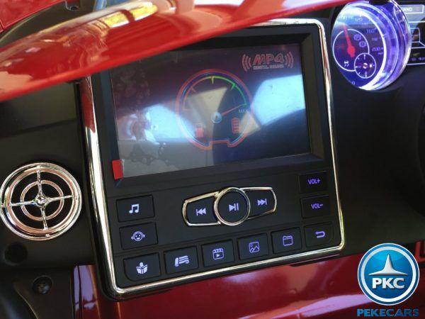 Mercedes Deportivo SLS Rojo 7