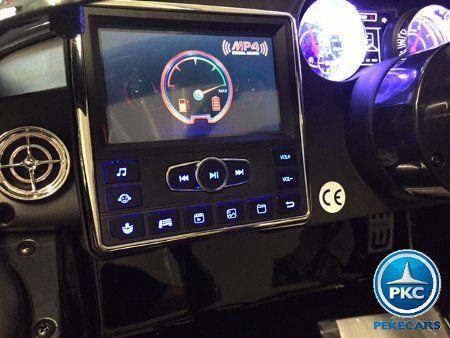 Mercedes Deportivo SLS, 12V, 2.4G Color Negro 4