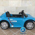 Porsche Style 12V 2.4G Azul