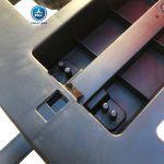 TRACTOR PEKETRAC 4100 12V 2.4G VERDE
