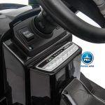 TRACTOR PEKETRAC 4100 12V 2.4G ROJO