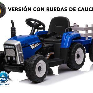 TRACTOR PEKETRAC 5100 12V AZUL