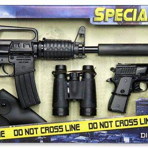 Set Fuerzas Especiales 8 Tiros