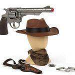SET de armas de Cowboy con Sombrero