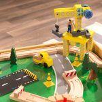 Set tren y mesa Adventure Town Railway Kidkraft